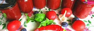 Помидоры со сливами: готовим острый фруктово-овощной соус для вкусной осенней закуски