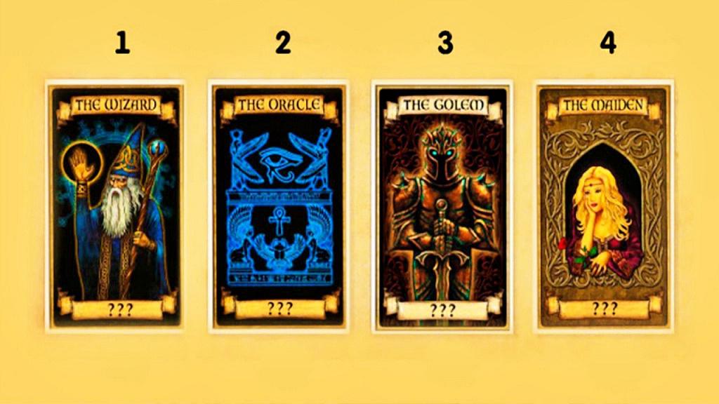 Выберите одну карту Таро, и получите правдивое экспресс-предсказание