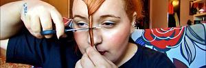 Небрежная и естественная челка за 5 минут: как самостоятельно подстричь и придать особый колорит прическе