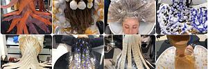 Так ещё никто не красил волосы, или как один парикмахер из Бейрута умело меняет облик женщин