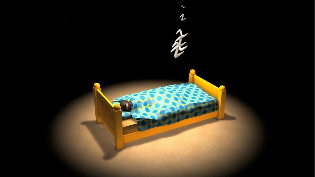 9 целительных поз для сна, чтобы побороть болезни и недуги