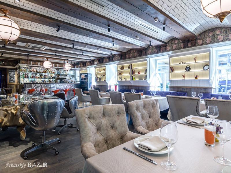 Почему москвичи и гости столицы выбирают ресторан «Арбатский базар»