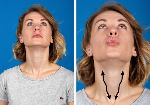 Как убрать второй подбородок: комплекс из 8 упражнений и 9 домашних средств для ровного овала лица