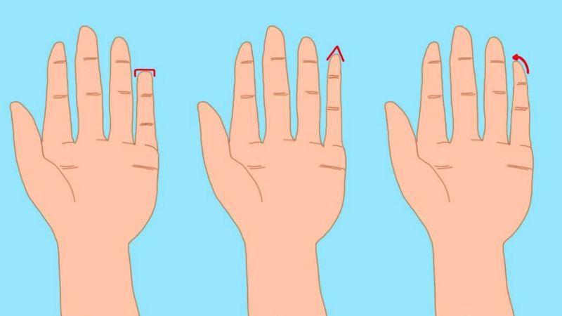 Какой палец, такая и харизма: что говорит мизинец о вашем характере