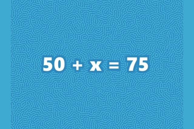 Тест по математике, или рискнули бы вы сейчас сдать контрольную по математике?