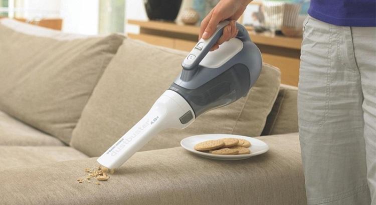 Как выбрать портативный аккумуляторный пылесос