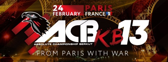 CB KB-13 : From Paris with war !