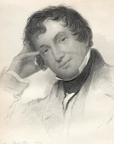 Washington Irving in later years