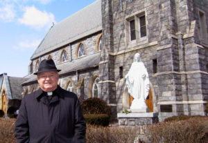 Monsignor Louis Mazza