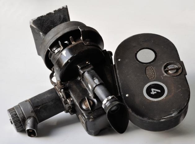Arriflex 35mm film camera