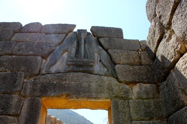 The Lion Gate at Argos