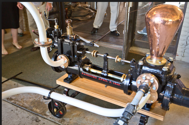 Replica Worthington drect steam pump