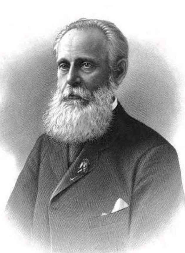 HR Worthington in later years