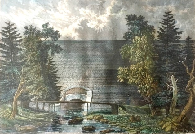 Sleepy Hollow Viaduct of the Old Croton Aqueduct