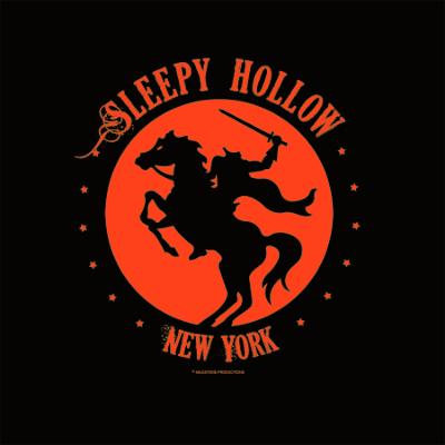 sleepy hollow headless horseman logo