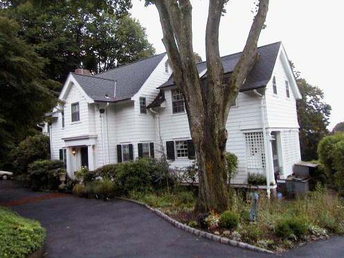 Mrs Kent's Home on Wilson Park Drive, Tarrytown