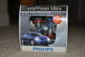Philips Car Headlight Packaging