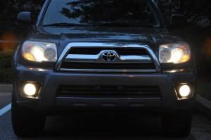 Stock Car Lights