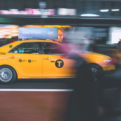 driverless taxis in nyc