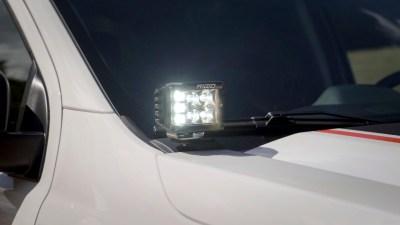 ford ranger tremor lights