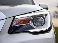 Subaru forester headlight bulb size