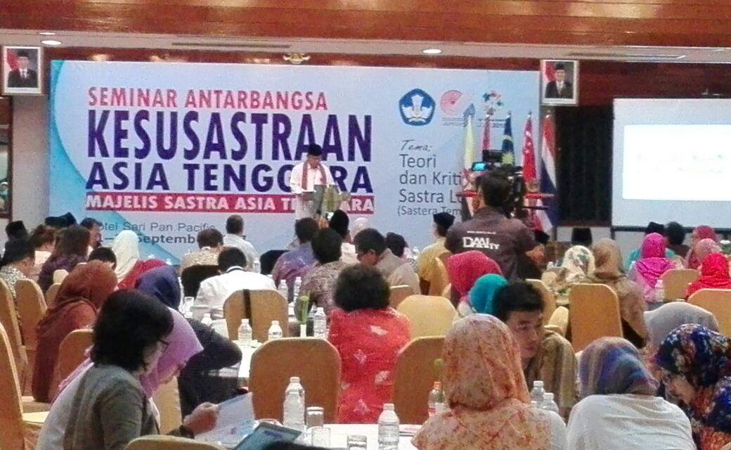 Indonesia Jadi Tuan Rumah Kesusastraan Asean