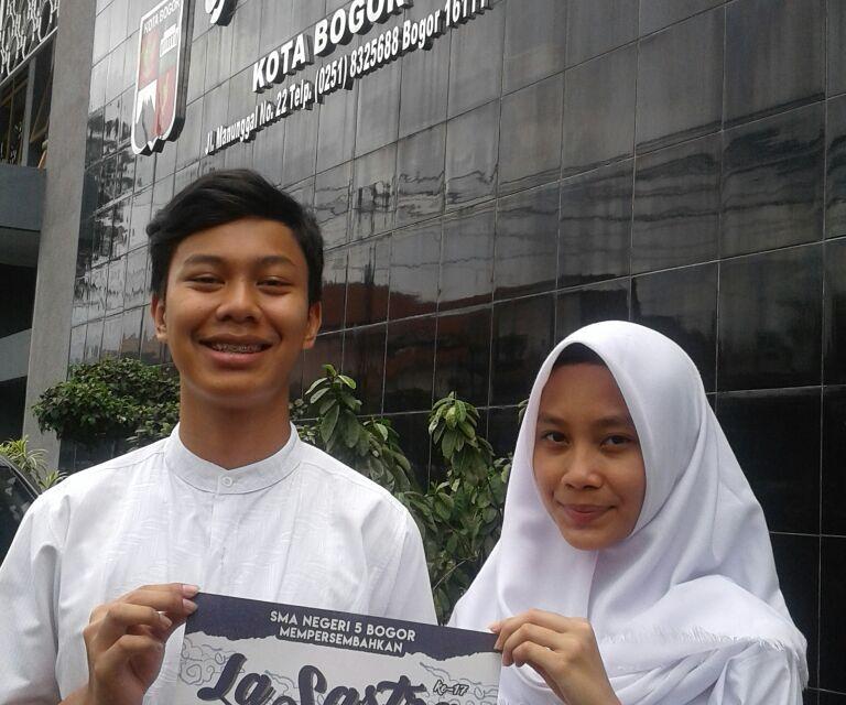 SMAN 5 Kota Bogor Akan Menggelar Lomba Bahasa Dan Sastra   Headline Bogor
