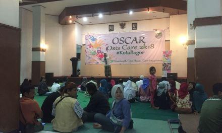 Osis Care Berbagi Berkah Ramadhan Bersama Sahabat Difable | Headline Bogor