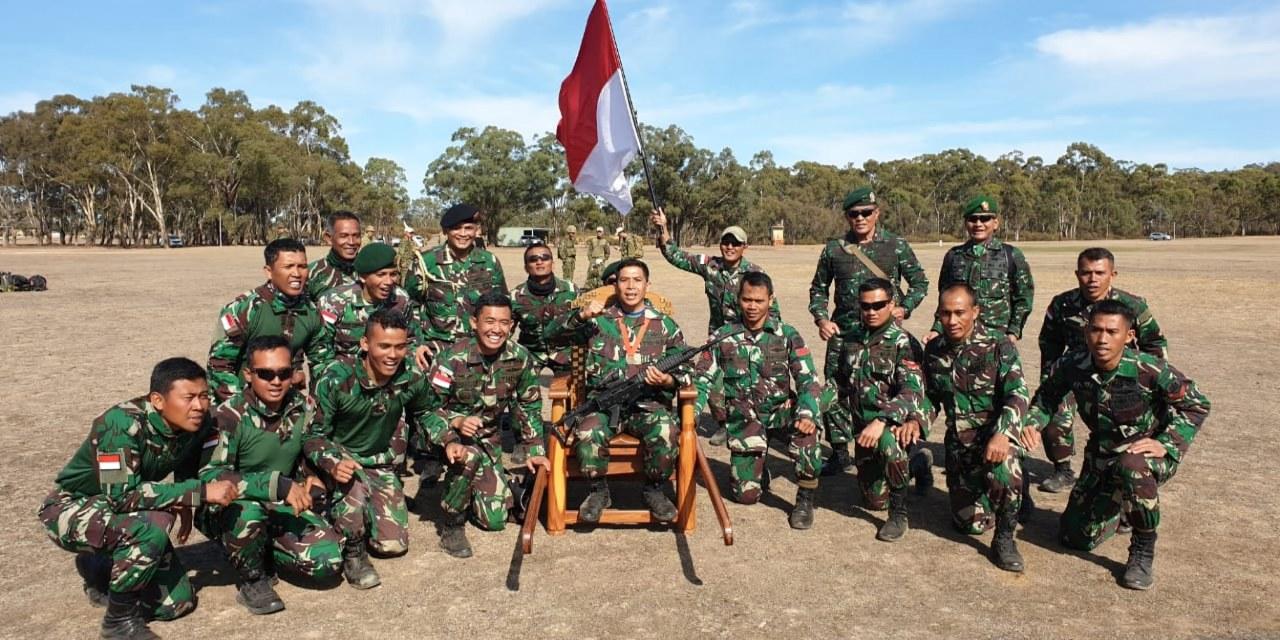 Headline Internasional | TNI AD Kembali Raih Juara Umum AASAM