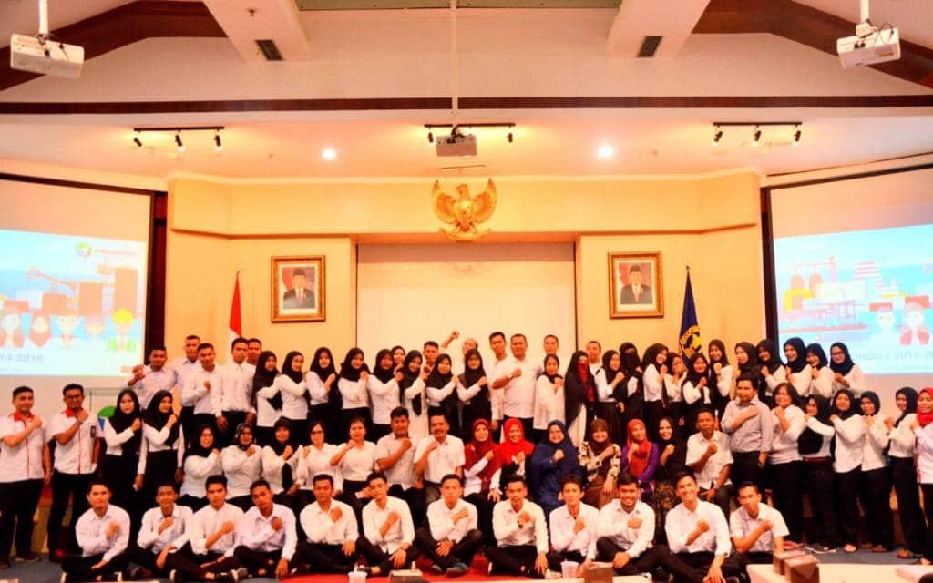 Headline Pendidikan | FE Universitas Al Azhar Kunjungi PT. Pelindo 1