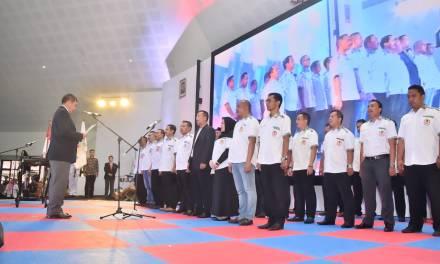 Headline Bogor | KONI Kabupaten Bogor Resmi Miliki Kepengurusan Baru