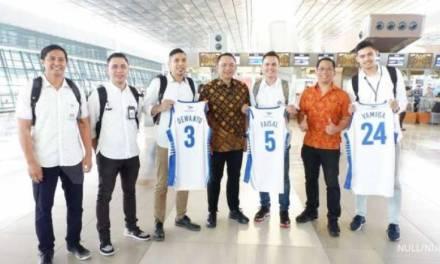 Headline Nasional | 3 Atlet Basket Profesional Indonesia Resmi Menjadi Pegawai Garuda Indonesia