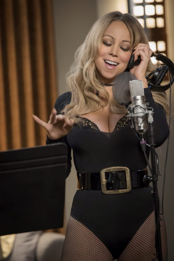 Mariah Carey Appears Fox' October 5