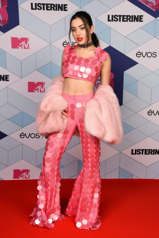 ROTTERDAM, NETHERLANDS - NOVEMBER 06: (EXCLUSIVE COVERAGE) Charli XCX attends the MTV Europe Music Awards 2016 on November 6, 2016 in Rotterdam, Netherlands. (Photo by Dave Hogan/MTV 2016/Getty Images) *** Local Caption *** Charli XCX