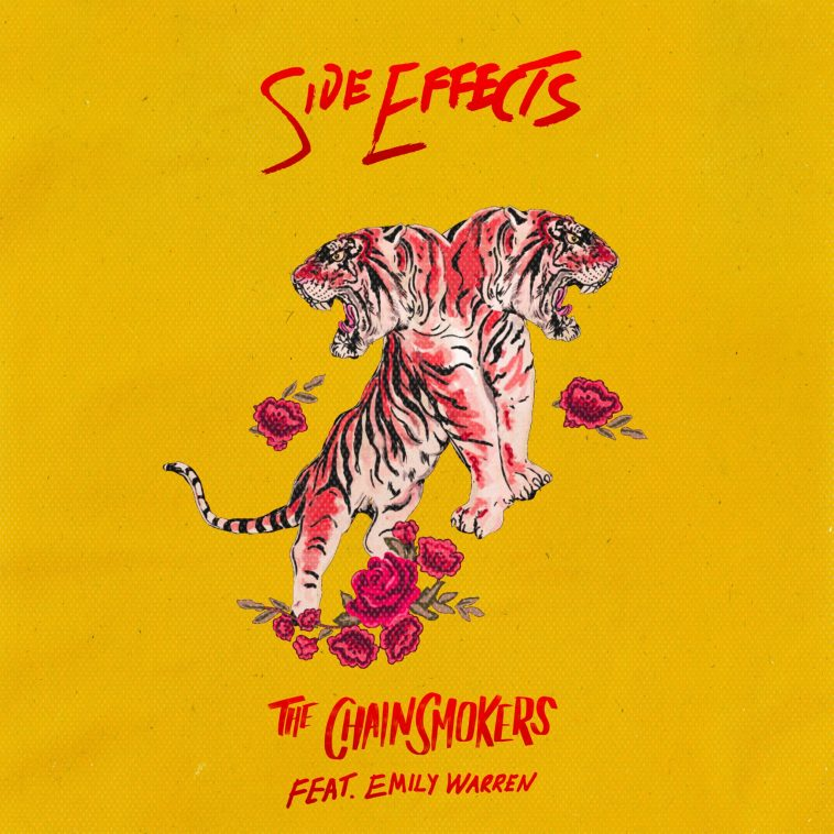 """Emily Warren's & The Chainsmokers  New Single """"Side Effects"""" Arrives July 27"""