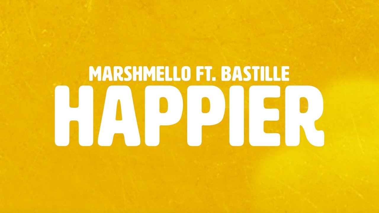 "Marshmello & Bastille's ""happier"" Ranks As Most Added At"