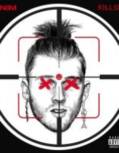 Eminem    ckillshot   debuts at on billboard hot chart also machine gun kelly rap devil diss track reaches us itunes rh headlineplanet