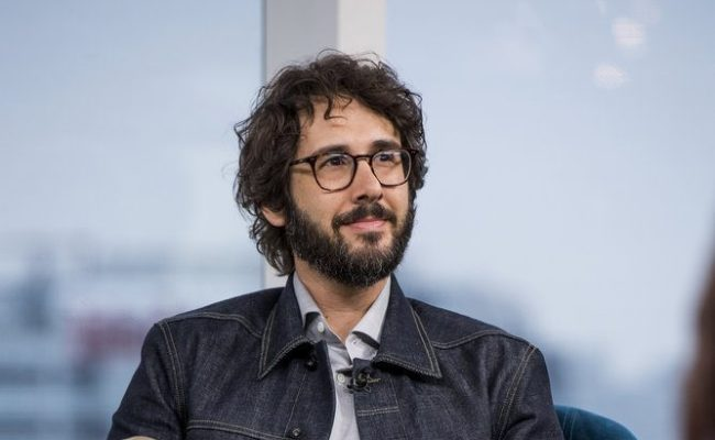 Josh Groban Scheduled To Perform On September 20 Tonight
