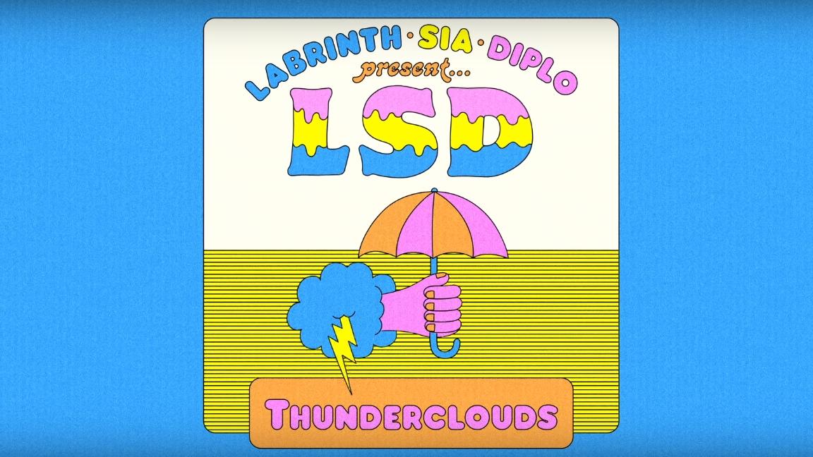 "Lsd's ""thunderclouds,"" Travis Scott's ""sicko Mode"" Reach"