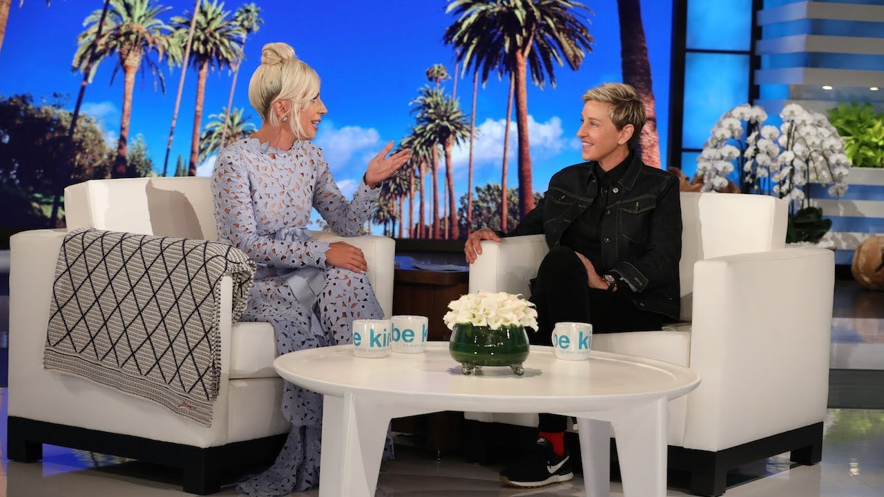 "Lady Gaga Appears Answers Burning Questions On ""Ellen"