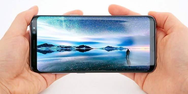 Samsung Galaxy S8 Plsu