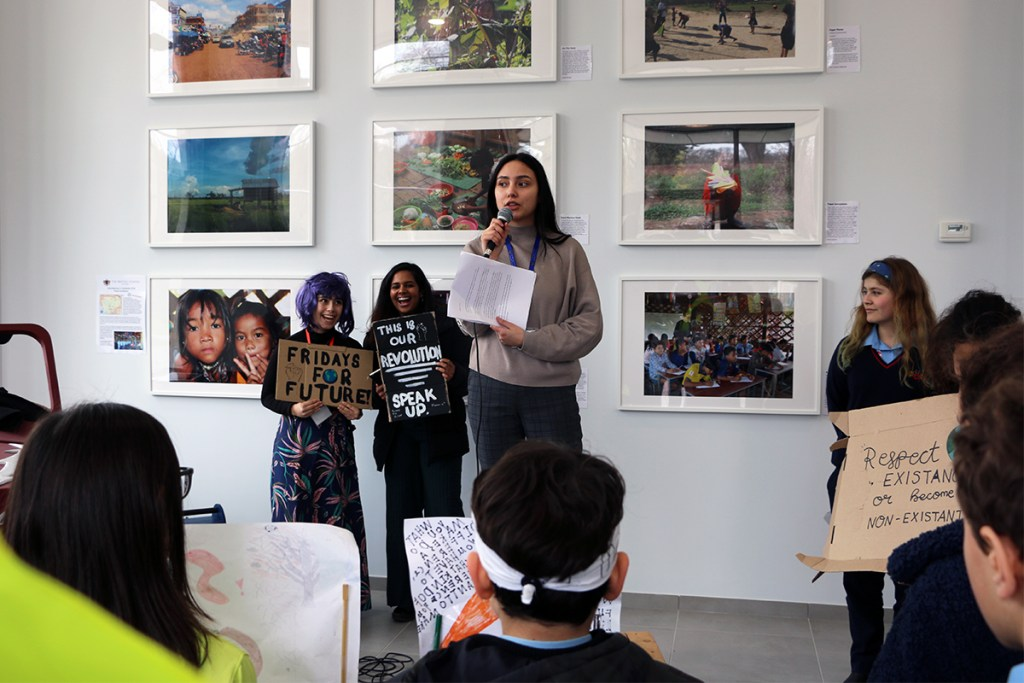 student voice democracy school speaker
