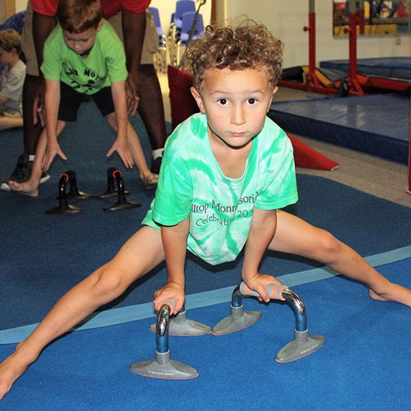 boys gymnastics head over