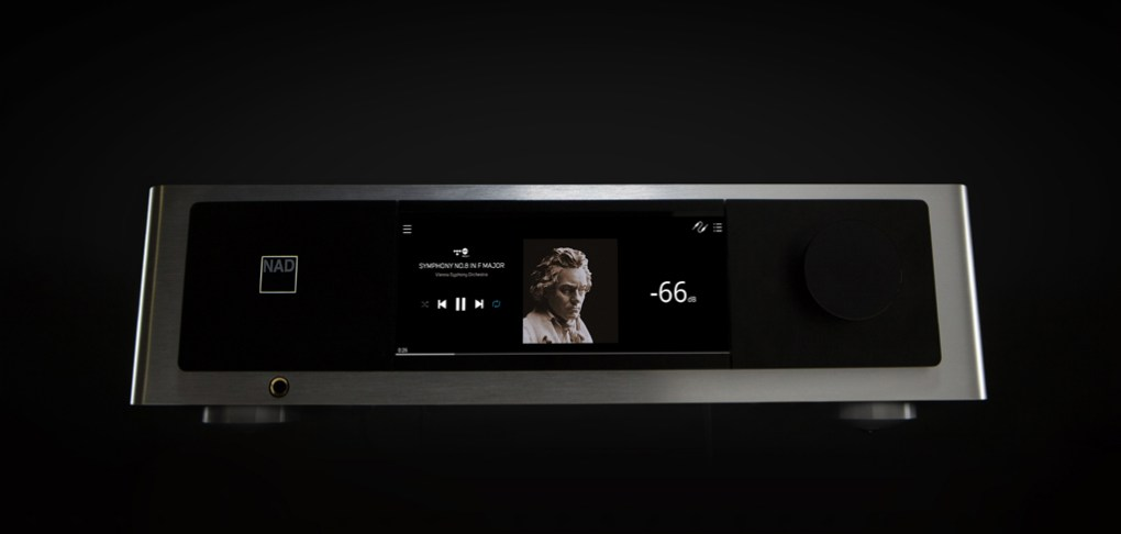 NAD Master Series M33 Integrated Amplifier