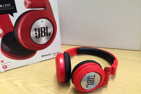 JBL Synchros E40BT, Bluetooth, On-Ear Headphones