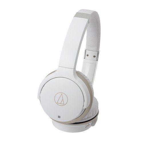 Audio Technica ATH-AR3BT Auriculares portátiles Bluetooth blanco