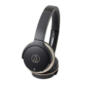 Audio Technica ATH-AR3BT Wireless Bluetooth on-ear headphones Black