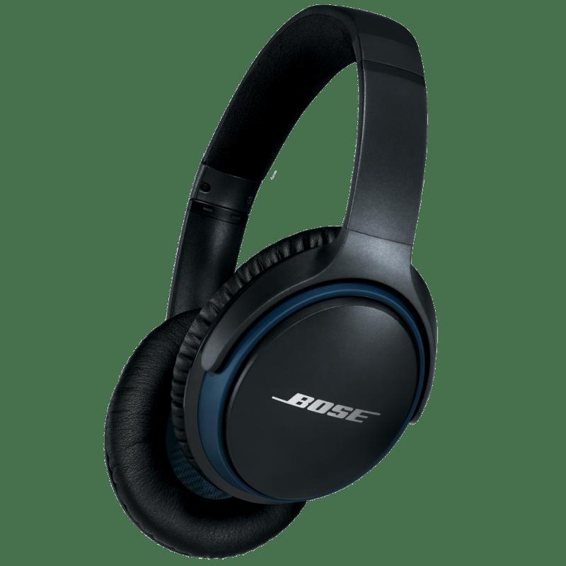 Bose SoundLink II negro auriculares bluetooth inalámbricos