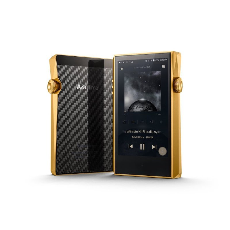 Astell & Kern SP-1000M Gold