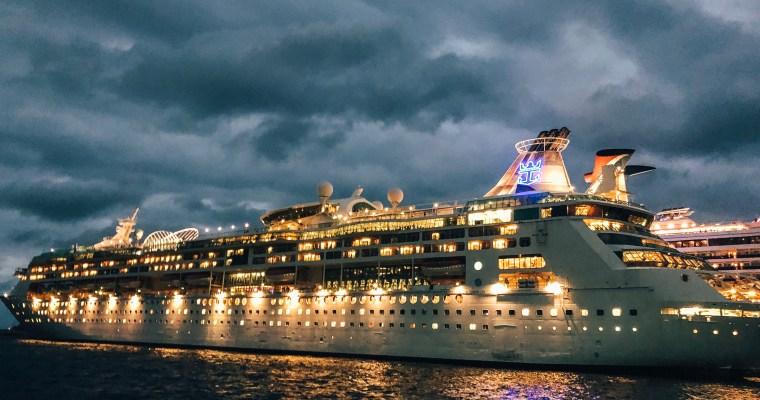 Cruising the Bahamas